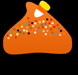 Halloween Candy Corn Clipart Halloweenfunky