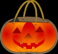 Trick Or Treat Pumpkin Bag Clip Art at Clker.com - vector clip art ...