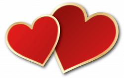 Valentines Day Hearts Clipart at GetDrawings.com | Free for personal ...