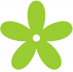 Flower Silhouette Clipart at GetDrawings.com | Free for personal use ...