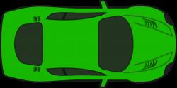 Green Racing Car (Top View)   Clipart Panda - Free Clipart Images