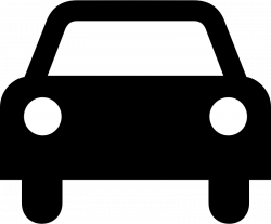 Car Silhouette Front at GetDrawings.com | Free for personal use Car ...