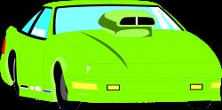 Car   Free Stock Photo   Illustration of a green racecar   # 9658