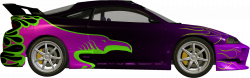 Vehicle clipart purple car - Pencil and in color vehicle clipart ...