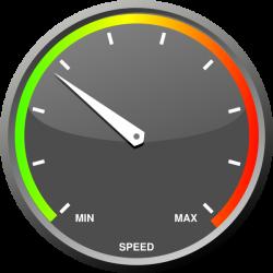 Speedometer Clip Art at Clker.com - vector clip art online, royalty ...