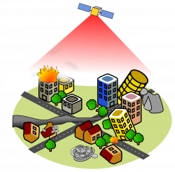 Disaster remote sensing Icons PNG - Free PNG and Icons Downloads