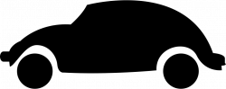 Car Rounded Shape Side View Svg Png Icon Free Download (#8875 ...