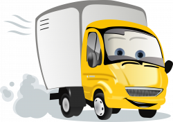 Cartoon Trucks Image Group (57+)
