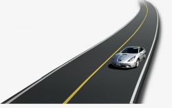 Png Of Car On Road & Free Of Car On Road.png Transparent ...