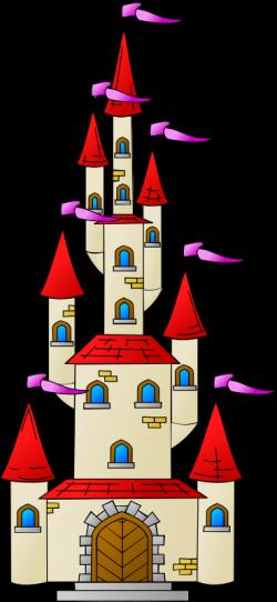 Free Castle Clipart