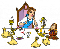Image of Beauty And The Beast Clipart #4361, Beauty Clip Art ...