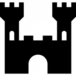 File:Simpleicons Places castle-black-shape.svg - Wikimedia Commons