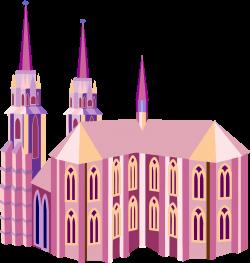 Clipart - Fairytale castle 6