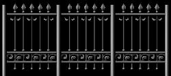 Transparent Iron Fence PNG Clipart | ClipArt | Pinterest | Fences ...