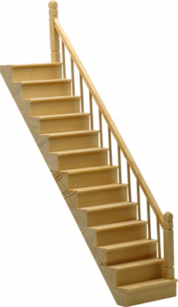 Stairs Clip art - Wooden furniture Stairs 462*800 transprent Png ...