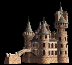 Fantasy Castle PNG Clipart | PNG Mart