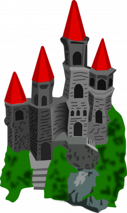 Castle | Free Stock Photo | Illustration of a medieval castle | # 16605