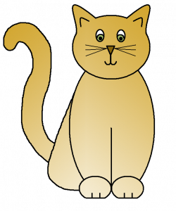 28+ Collection of Fat Cat Clipart Free | High quality, free cliparts ...