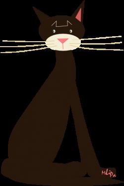 free scrap cat png & free cat illustration clipart graphic – Katze ...