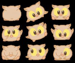 Chibi Owl by Daieny.deviantart.com on @DeviantArt | ME ...