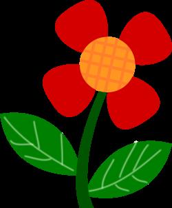 Clipart Red Spring Flowers | esfiro.cat