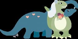 Wedding invitation Dinosaur Bride Clip art - Wedding Inviatation ...