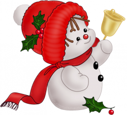 Christmas Snowman Clip Art Free - ClipArt Best | Holidays and events ...