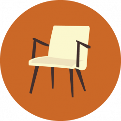 keereo - Adrian Pearsall for Craft Associates Chair & Ottoman (Item)