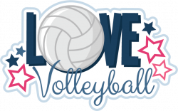 Volleyball Border Clipart Group (87+)