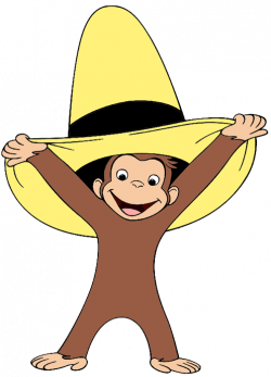 Yellow Hat Clipart curious george clip art cartoon clip art cute ...