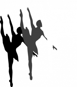 Ballet Dancing Silhouette at GetDrawings.com | Free for personal use ...