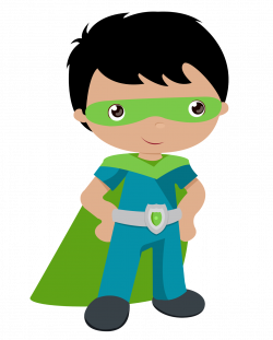 28+ Collection of Superhero Clipart Kids | High quality, free ...