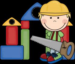 Best Of Kids Building Clipart | Letters Format