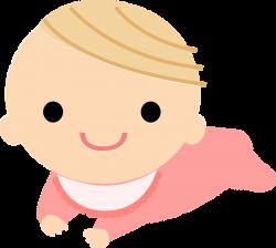 Bebê (Menino e Menina) - Minus | CLIPART - BABY, BABY CLOTHES, BABY ...