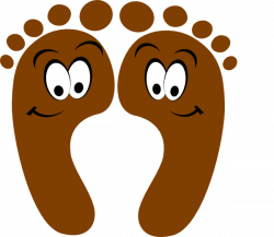28+ Collection of Feet Clipart For Kids | High quality, free ...