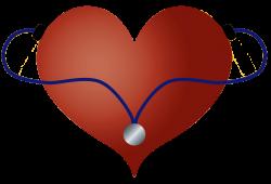 Stethoscope heart clipart kid 2 | Hosa | Pinterest | Stethoscope