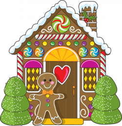 Gingerbread house clipart clip art library - Cliparting.com