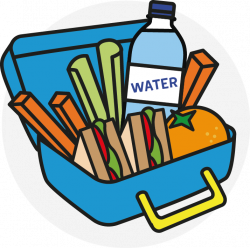 28+ Collection of Healthy Lunch Box Clipart | High quality, free ...