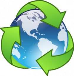 Free to Use & Public Domain Earth Day Clip Art | Recycled Art ...