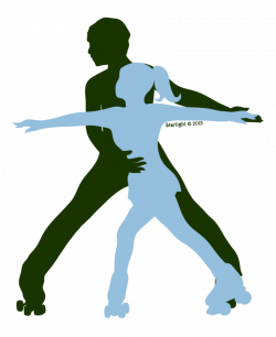 Roller Skate Silhouette Clip Art at GetDrawings.com | Free for ...