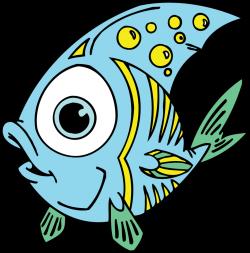 Fish Clip Art For Kids   ninjazac123gaming