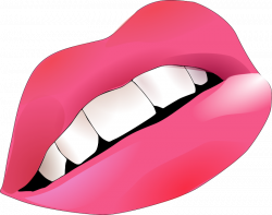 Clipart of Mouths and Lips