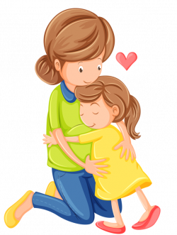 28+ Collection of Mother And Child Playing Clipart   High quality ...