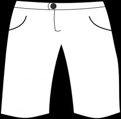 White Shorts Clip Art at Clker.com - vector clip art online, royalty ...