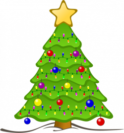 Clipart - Animated Christmas Tree