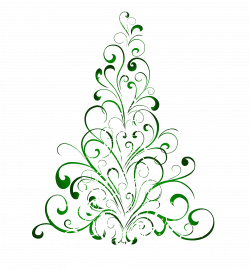 Transparent Green Christmas Tree PNG Clipart | Gallery Yopriceville ...