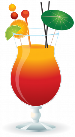 28+ Collection of Cocktail Clipart No Background | High quality ...