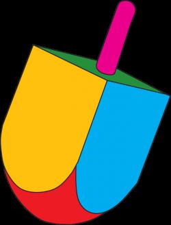 Dreidel - Happy Hanukkah | Clip art • ❤ • | Pinterest