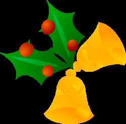 Christmas Bells (rotated) Clip Art at Clker.com - vector clip art ...