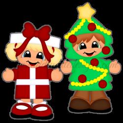 Christmas Play Clipart – Fun for Christmas